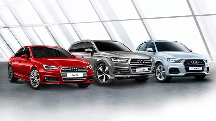 Audi в Moldova